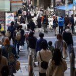 【第4波】外出している人が多い説【緊急事態宣言解除】東京 お花見 春休み